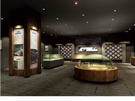 大益茶博物館展室設計