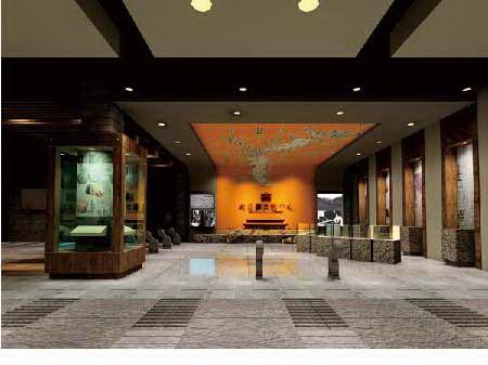 普洱茶展廳設計