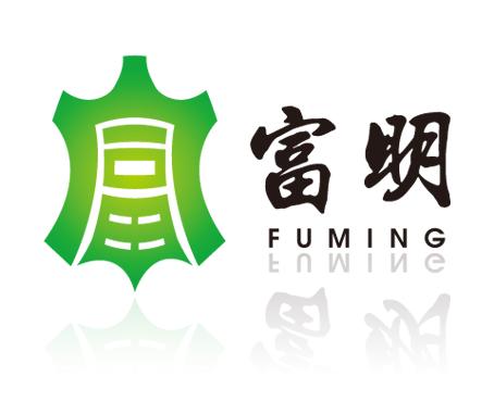 石家庄富明皮革厂 标志设计
