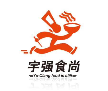 河北宇强食尚餐饮有限公司 标志设计