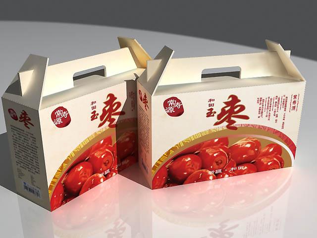 新疆大棗 包裝設計